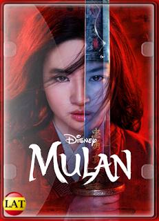 Mulán (2020) DVDRIP LATINO