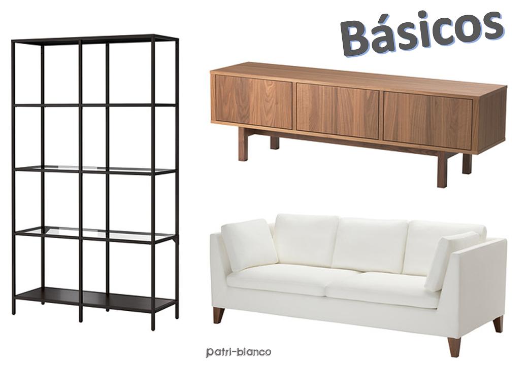 estilismo mobiliario básico