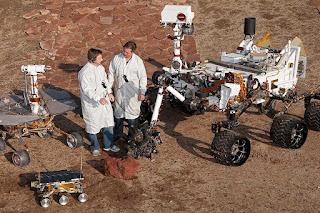 rover, penjelajah, penjelajah mars, rover mars, model rover mars
