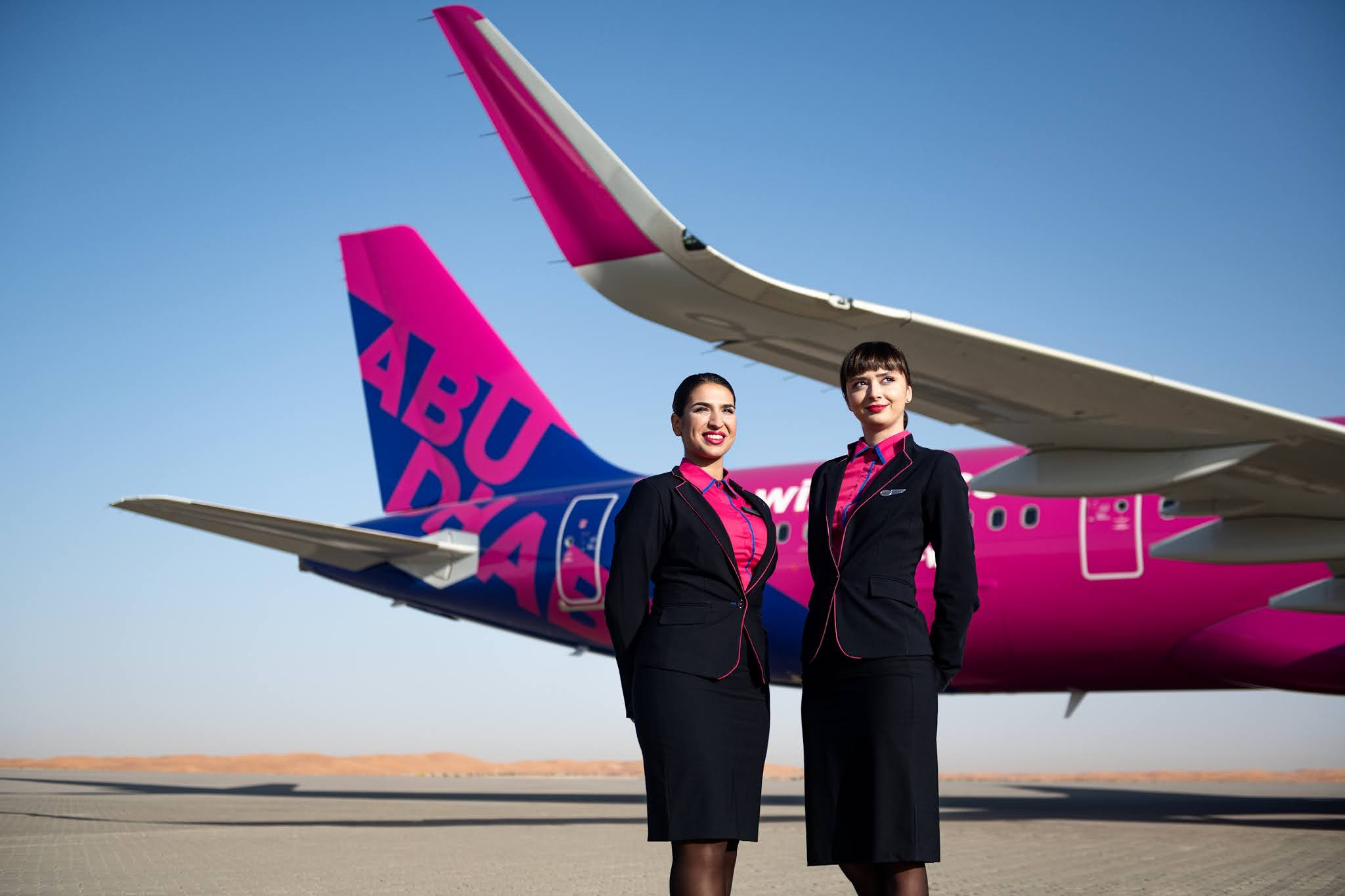 Wizz Air Abu Dhabi launches new routes