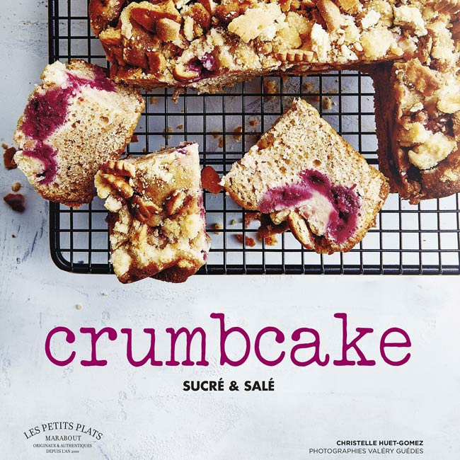 livre crumb cake