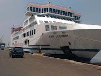 Kapal Ferry Surabaya-Lombok Resmi Beroperasi!