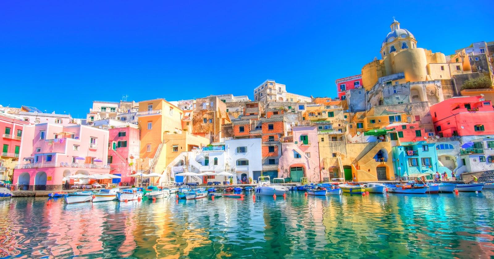 Lo Más Insular   Procida, Italia 3