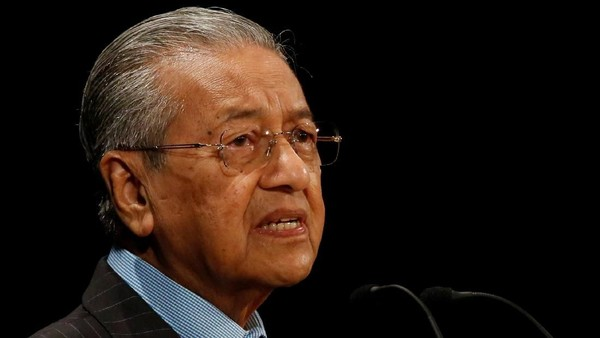 Mahathir Serukan Trump Mundur Demi Menyelamatkan Amerika