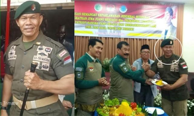 PERNYATAAN SIKAP Serdadu Eks Trimatra Nusantara