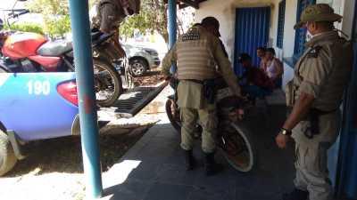 Em continuidade à Operação Sossego Público, PM intensifica fiscalização em motocicletas com descargas alteradas na região do Bico do Papagaio