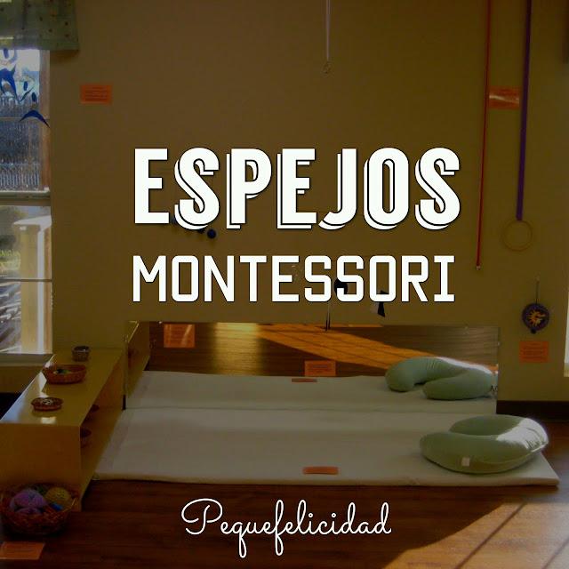 Pequefelicidad espejos montessori for Donde venden espejos