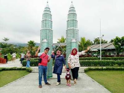 Wisata keluarga di Purwokerto