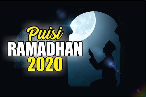 Kumpulan Puisi Ramadhan 2020 Singkat Sedih Menyentuh Hati Bikin
