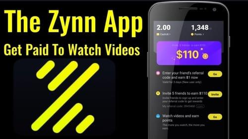 Zynn .. New TikTok competitor pays to watch
