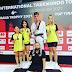 """ΔΙΕΘΝΕΣ ΠΡΩΤΆΘΛΗΜΑ TIRANA OPEN 4 αθλητές 5 μετάλλια για την ομάδα ΑΣ ΤΑΕΚΒΟΝΤΟ ΙΩΑΝΝΙΝΩΝ """"Zikos team""""!"""