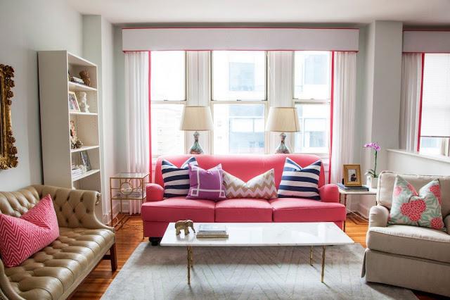 Comment choisir les bonnes couleurs pour la maison