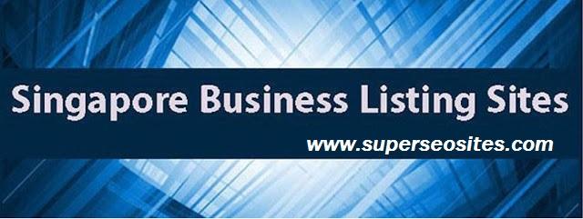 Singapore Business Listing Sites List