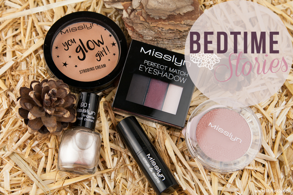 Misslyn - Bedtime Stories - Review