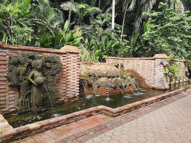 Pancur Larangan, Fort Canning Park