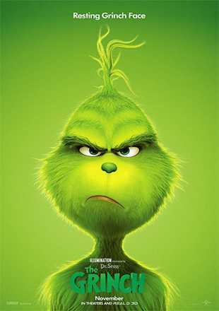 The Grinch 2018 Full English movie Download in HDRip 720p