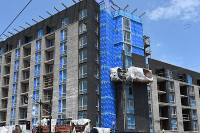 KGD Architecture, Starburst Intersection, Delta Sigma Theta Sorority, Gilbane Building Company, Dantes Partners, Washington DC real estate development