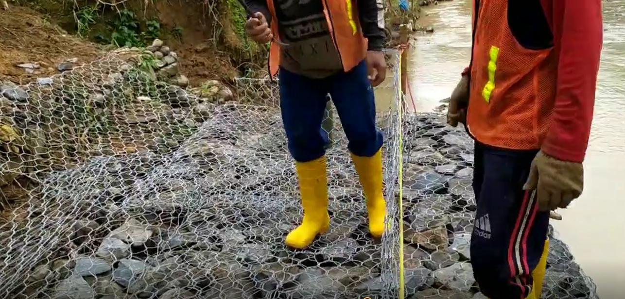 Distributor Bronjong Kawat Kab.Malinau Kalimantan Timur,bronjong kawat
