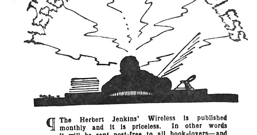 The Herbert Jenkins Wireless magazine