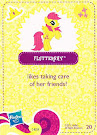 My Little Pony Wave 5 Fluttershy Blind Bag Card