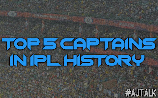 Best IPL captains of all time