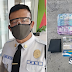 Honest delivery driver returns security guard's lost wallet