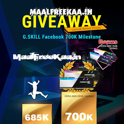 Win Prizes FREE By Giveaway