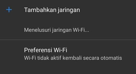 3 Cara Mengatasi Jaringan Wifi Tidak Muncul Tetapi Malah Menelusuri Jaringan