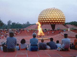 Auroville, la ciudad de la Aurora