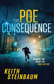 The Poe Consequence - a supernatural thriller by Keith Steinbaum