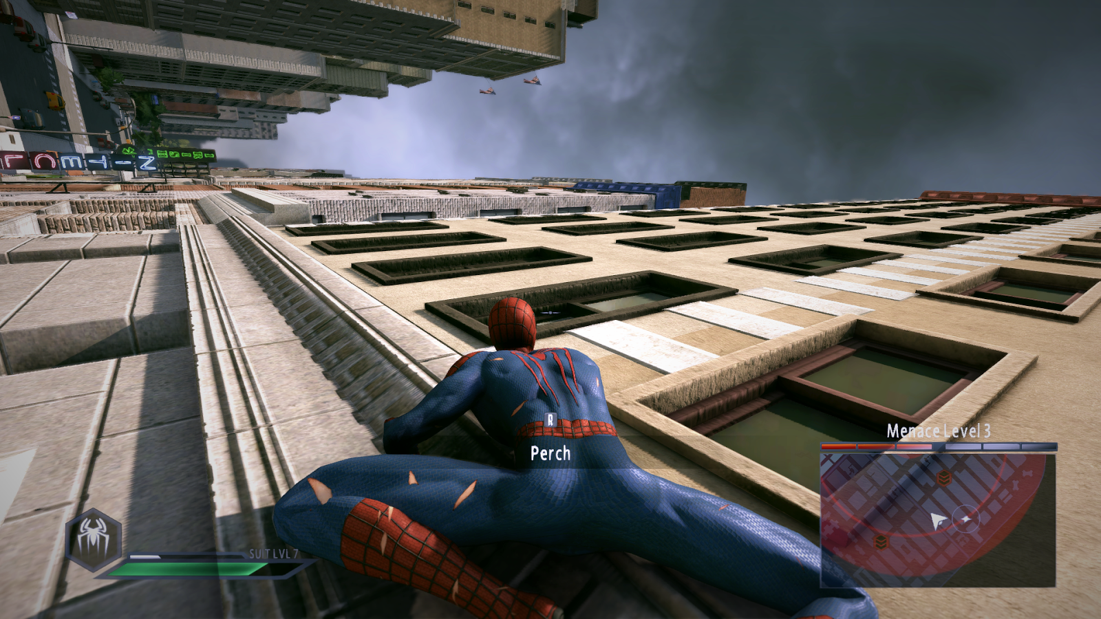 The Amazing Spider-Man 2 Ultra Realistic Graphics Mod 2017