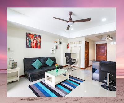 Thailand Apartment Vacation rentals Phuket Patong Beach