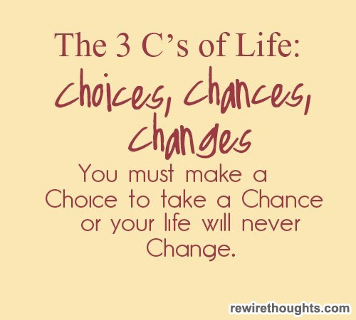 Making Right Choices In Life Quotes Making Good Decisions Quotes