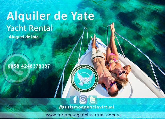 imagen Yacht rental Venezuela