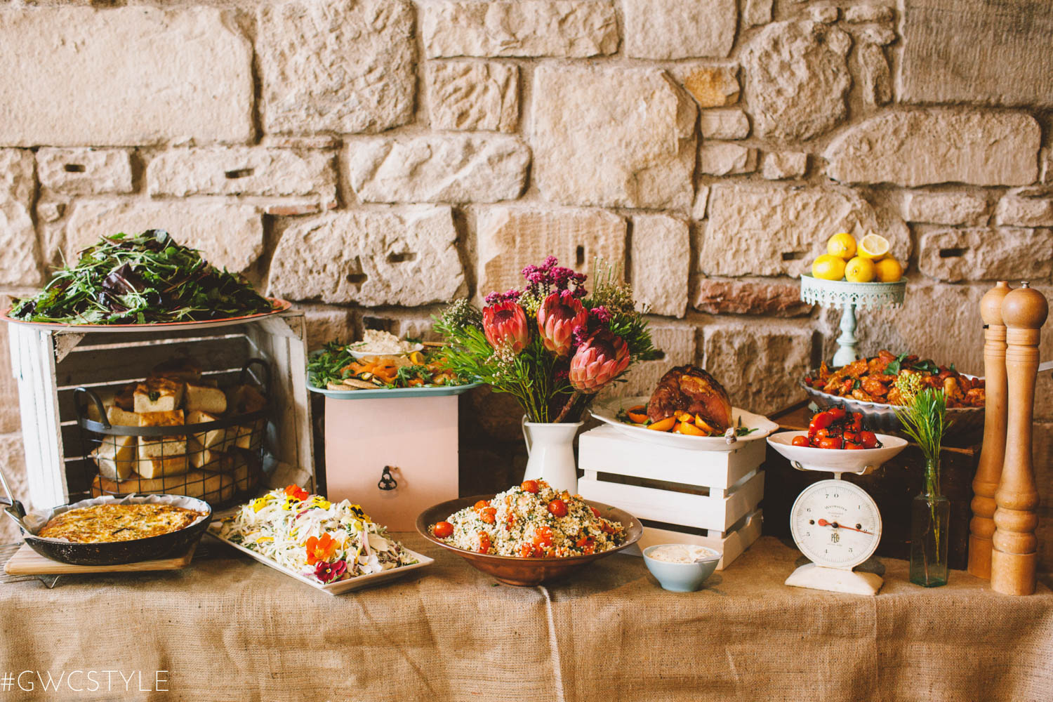 Glasgow Wedding Collective Style Event Florals And Corals