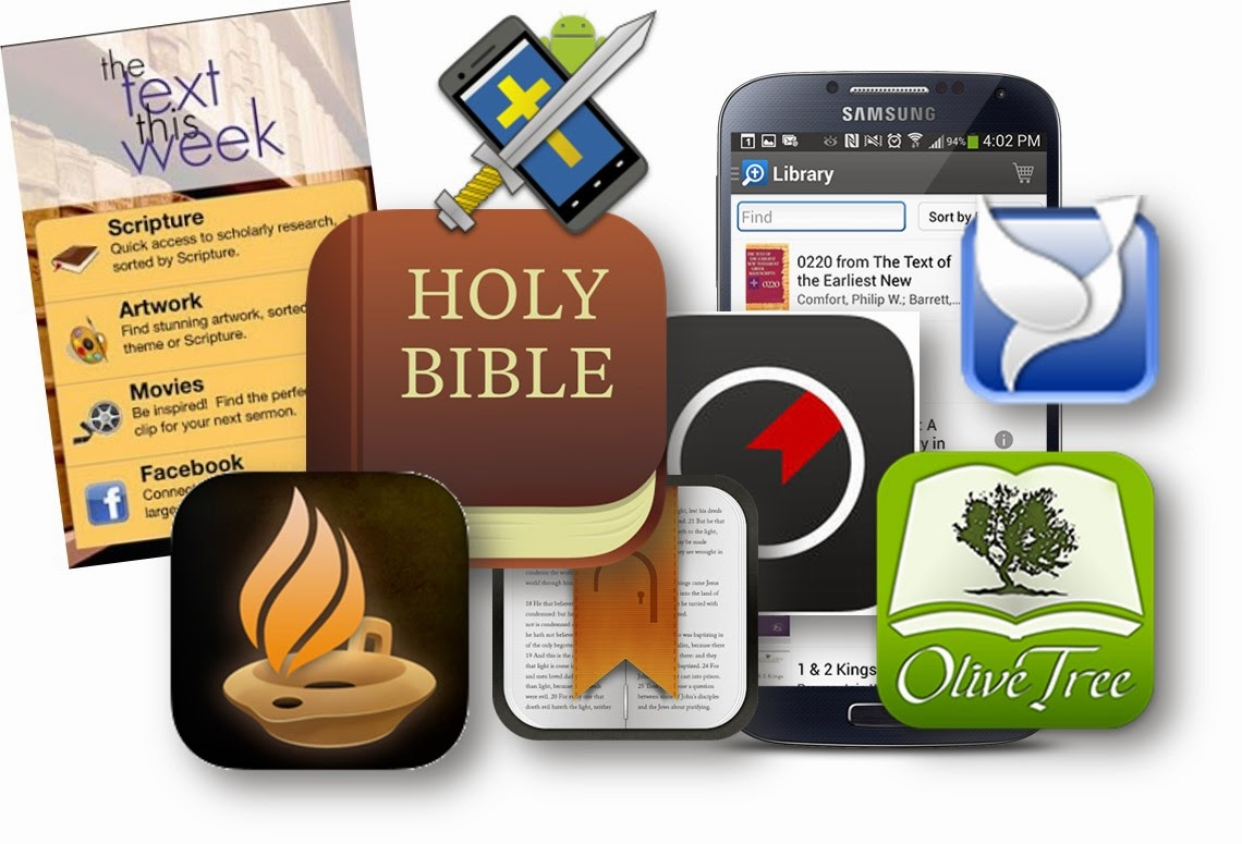 Biblical Studies and Technological Tools: A Quick Survey of Bible