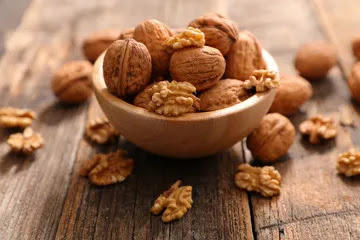 how to eliminate belly fat eat nuts.