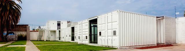 La Secundaria Valladolid - Modular Shipping Container School, Mexico 5