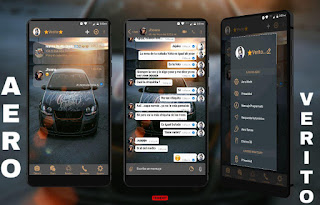 Sports Car Theme For YOWhatsApp & Fouad WhatsApp By Veriito