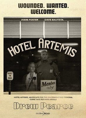 Hotel Artemis Movie Poster 16