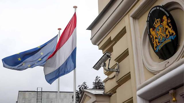 رداً على طرد هولندا لدبلوماسييها.. روسيا تطرد دبلوماسيين هولنديين