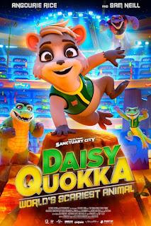 Daisy Quokka: World's Scariest Animal[2021][NTSC/DVDR-Custom HD]Ingles, Español Latino