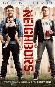 Neighbors 映画