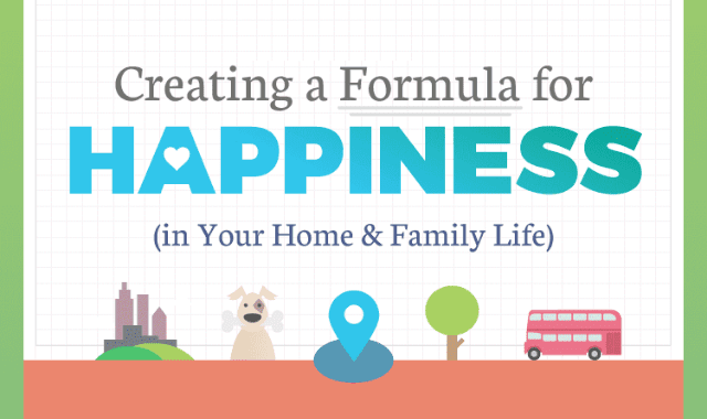 Creating a Formula for Happiness