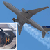Terrifying flight: United Airlines caught on fire shortly after take-off