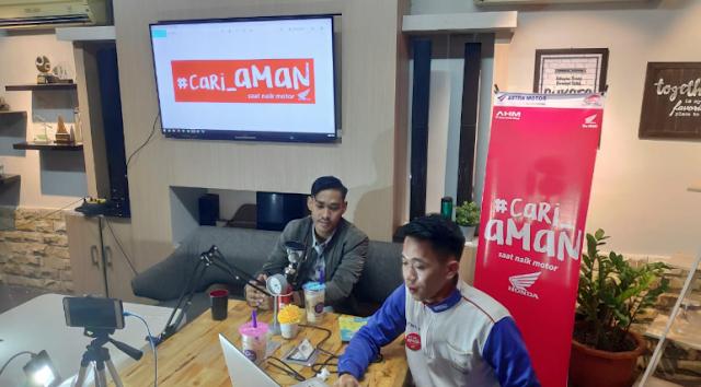 NGOPREK (Ngobrol Online Seputar Komunitas) – Kalimantan Barat Harus Cari Aman