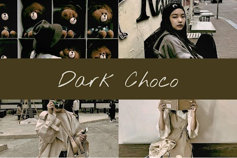 Dark Choco Tone แต่งภาพโทนดาร์ก ขม เข้ม ละมุนลิ้นแบบดาร์กช็อกโก