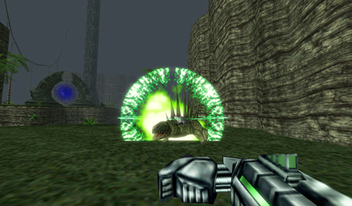 Turok Alien Weapon