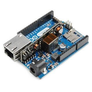 Jenis Arduino Ethernet
