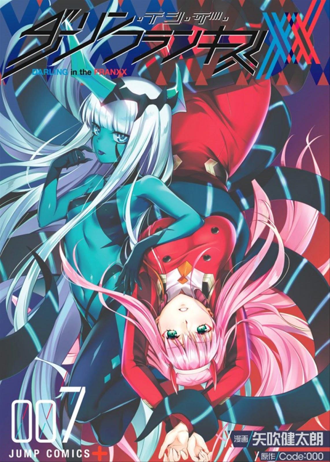 Descargar Mangas PDF - Darling in the FranXX [Capítulos ...